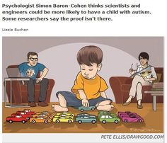 Scientists and Autism, When Geeks Meet - Pinned by @PediaStaff – Please visit http://ht.ly/63sNt for all (hundreds of) our pediatric therapy pins