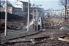 Str. Sfanta Vineri - februarie 1987 foto: Nic Hanu Bucharest Romania, Old City, Adolescence, Dan, Places To Visit, Memories, Vintage, Romania, Cards