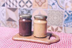 Nutella Wannabe e Pasta de Amendoim ~homemade~