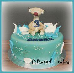 Ice Age - Sid cake