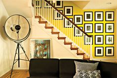 pictures for the stairs
