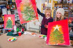 Paige Hemmis' DIY Lighted Christmas Decoration  | Home & Family | Hallmark Channel