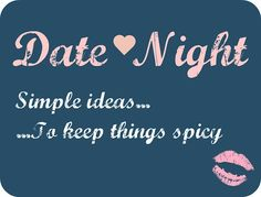 Love the 12 dates of Christmas! date night ideas