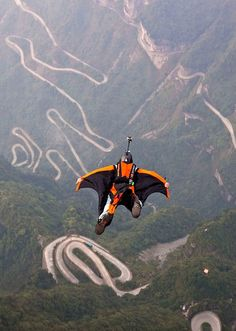 Dream Lines 4 - Wingsuit Proximity