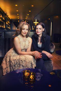 American Psycho's Alice Ripley & Jennifer Damiano on Fervent Fans, Adoring Benjamin Walker & Their Incredible Bond