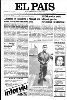 25 de Julio de 1984