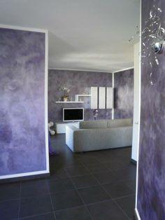 Cerchi una parete di design, con Spirito Libero puoi, ecco come il nostro Friends Massimo Baldacci ha realizzato questa sala.  #decorazione #pitturedecorative #interiors #ggfclub #giorgiograesan
