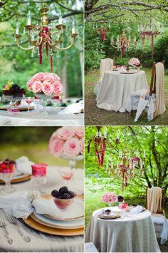 Elegant and feminine vignette and wedding, by Rebecca Arthurs Photography