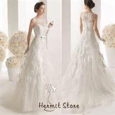 A dress that Ellie sees peering into Married In Marietta.