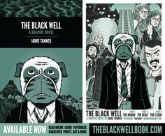 The Black Well: A comedy without laughs, a horror story without scares, a mystery without solutions. A strange new graphic novel from the author of The Aviary...