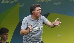 Walter Mazzarri Inter
