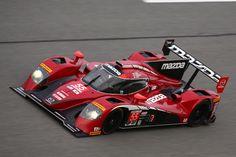 MZ Racing - MAZDA Motorsport - Two Mazda Prototypes Leave Fray Before the Sunrise Rolex 24 At DAYTONA