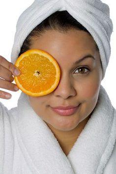 Πορτοκάλι... για φυσική ομορφιά, σφιχτό δέρμα χωρίς ρυτίδες! Beauty Secrets, Beauty Hacks, Beauty Tips, Beauty Products, Listerine, Healthy Women, Home Remedies, Girly Things, Facial