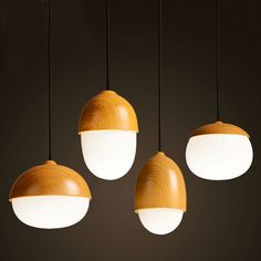 Cheap light for bar, Buy Quality pendant lights directly from China decorative pendant lighting Suppliers: Creative nuts  Pendant Lamp  Imitation Wood Pendant Lamp Home Decorative Pendant Light For Bar/Cafe/Bedroom Pendant Lamp