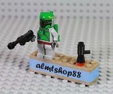 LEGO Star Wars - Boba Fett Bounty Hunter Minifigure Blaster 6209 6210 8097 Jango
