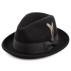 Jaxon Blues Trilby Crushable Fedora Hat (Small, Black) Jaxon http://www.amazon.com/dp/B001MUP9N0/ref=cm_sw_r_pi_dp_r4ryub1084AS9