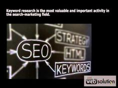 Research Activities - LiveWebSolution.Com:  SEO Activities, SEO Research, SEO Research Services...