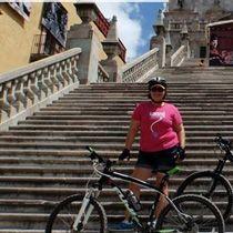 Escalinatas de la Universidad de Guanajuato