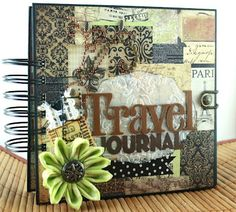 6 X 6 Travel Mini-album