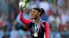 Two-time world gymnastics all-around champion Simone Biles has signed a national letter of intent to attend UCLA, although she has deferred enrollment until after the 2016 Rio de Janeiro Olympics. Description from kuratur.com. I searched for this on bing.com/images