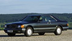 http://www.126-sclass.com/ Mercedes Benz W126 S Class Coupe SEC.