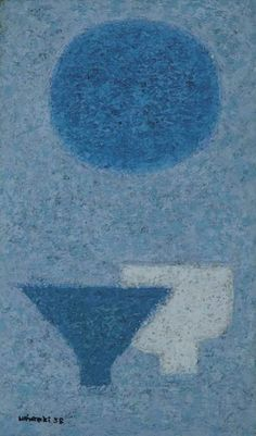 titled and dated 'MONTAGNE (on the reverse) oil on canvas 46 x 27 cm.) Painted in Korean Painting, Painting & Drawing, Modern Art, Contemporary Art, Monochrome Painting, Minimal Art, Surrealism Painting, Korean Artist, Picture Design