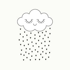 Tattyoo - Tenderness Cloud temporary tattoos - - to make temporary tattoo crafts ink tattoo tattoo diy tattoo stickers Doodle Drawings, Doodle Art, Easy Drawings, Diy Tattoo Permanent, Temporary Tattoo, Doodles, Tattoo Set, Tiny Tattoo, Stick Figures