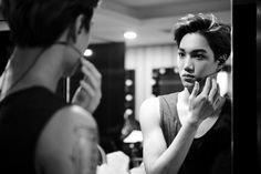 Kai | official SMTOWNnow 140826 update '-The Lost Planet- in Singapore'
