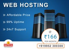 For more detail contact @ +919952 300300 and visit http://www.sathyainfo.com