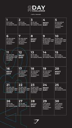 ABS: For all your workout inspiration, try this Abs 30 Day workout challenge. It ABS: For all your workout inspiration, try this Abs 30 Day workout challenge. It… – – 30 Days Workout Challenge Fitness Herausforderungen, Fitness Workouts, Fun Workouts, At Home Workouts, Soccer Workouts, Target Fitness, Monthly Workouts, Squats Fitness, Fitness Stores