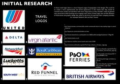 Initial research - travel