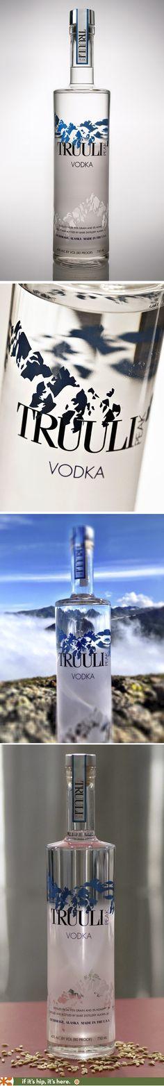 Truuli Peak Vodka