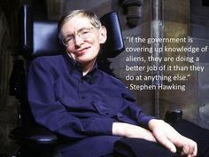 (He has a point)   S. Hawking