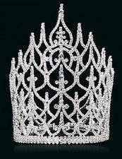 Flame Pageant Crown