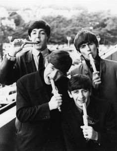 The Beatles in Bournemouth