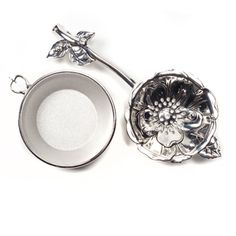 2 piece ladybug tea strainer - PRODUCT CODE: 27-CUCINA/BUG 2