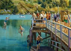 Visit the birthplace of one of New Zealand's foremost impressionist artists, Margaret Stoddart. Find details of exhibitions, events and hours of opening. Impressionist Artists, Flora And Fauna, Ceramic Artists, Local Artists, Natural History, New Zealand, 19th Century, Old Things, Cottage