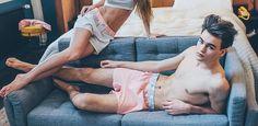 DEQRATO | Exclusieve boxershorts voor mannen