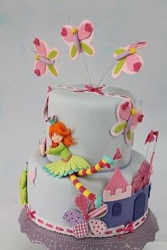 Cakes decoración.