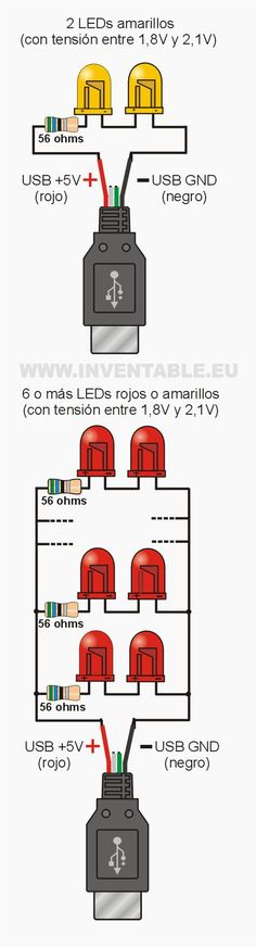 usb  http://www.justleds.co.za