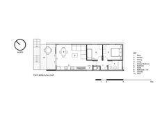 Gallery - Studio 19 Community Housing / Strachan Group Architects, Studio 19 - 11