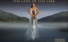 """""""The Lady of the Lake"""" - Piero Lavopa"""