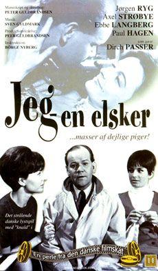 Jeg - en elsker (1966) Hvad gør en mand, når hans kone går fra ham, fordi han er impotent, hvad der er løgn?
