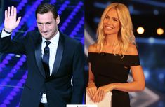 Could there BE a hotter couple? Ex-Roma striker Francesco Totti and his wife, TV host Ilari Blasi are Italy's favorite couple. They've been married 15 years and have 3 children. 3 Kids, Children, Hot Couples, 15 Years, Star Wars, Italy, Tv, Rome, Young Children