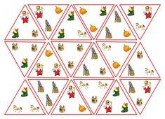 Triominos kleuters Sinterklaas GRATIS triominos spel voor kleuters met als thema Sint en Piet, Sinterklaas Diy Games, Christmas Decorations, Holiday Decor, Concept Cars, Games For Kids, Winter, December, Arts And Crafts, Jelly Beans
