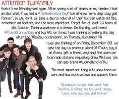 Lets do this TWFanmily!!!