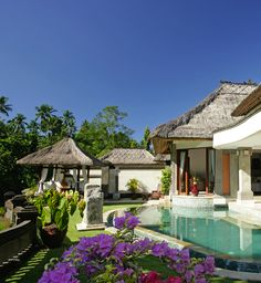 Your private oasis awaits you in Bali