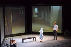 Fabuloso estreno de La autora de las Meninas de Ernesto Caballero con Carmen Machi en el Teatro Tomás y Valiente de #Fuenlabrada