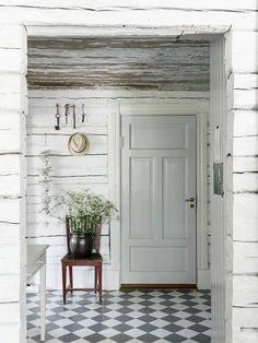 my scandinavian home: swedish cottage Swedish Farmhouse, Swedish Cottage, Swedish Decor, Swedish Style, Farmhouse Style, Farmhouse Decor, Swedish Design, Swedish Kitchen, Swedish House