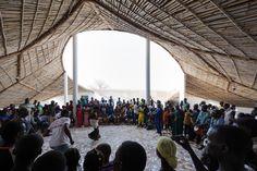 Galeria - Residência do Novo Artista em Senegal / Toshiko Mori - 4